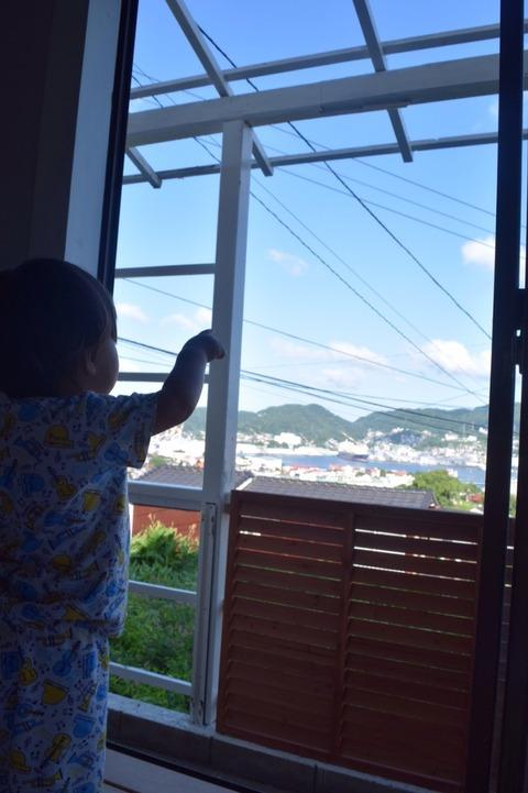 2017年の夏休みは長崎で過ごしました。