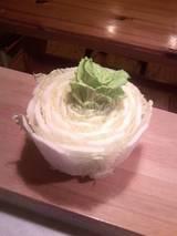 根性な白菜