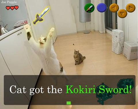 cat - gpt kokiri sword-23