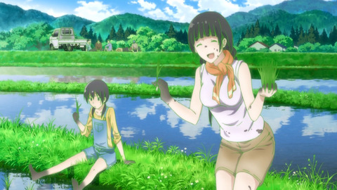 Flying Witch - OP - Large 04