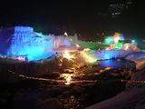 氷瀑祭り1