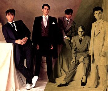 Spandau Balletがサラリーマンっぽかった。。「True」MV(1983)