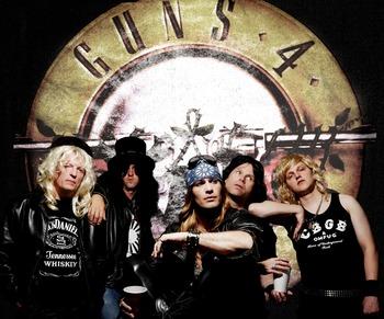 Guns N' Rosesがせつなカッコいい!?「Sweet Child O' Mine」MV(1987)