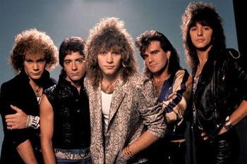 Bon Joviが全米を熱くした日。。 「Livin' On A Prayer」MV(1986)