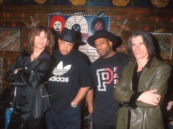 AerosmithとRUN DMCが殴り込みをかけた!? 「Walk This Way」(1986)