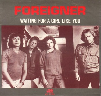 Foreignerがいぶし銀の喉を聴かせる!?「Waiting For A Girl Like You」Live(1981)