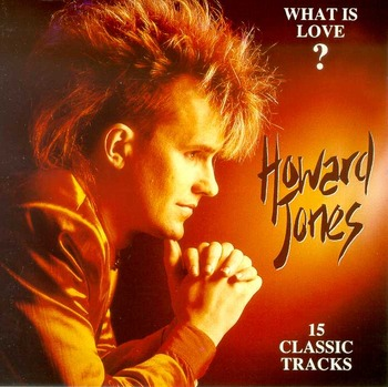 Howard Jones「What Is Love」MV(1983)