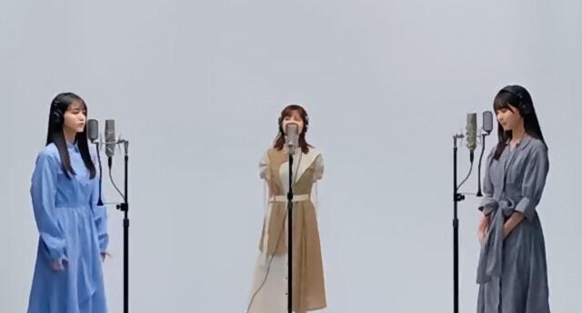 うおおお!!生田×久保×賀喜で「THE FIRST TAKE」キタ━(゚∀゚)━!【乃木坂46】