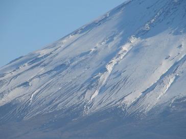富士山中腹