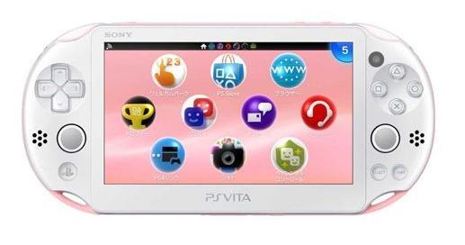 【予約情報】2014年11月13日発売のPSVita ライトピンク/ホワイトの予約受付開始!