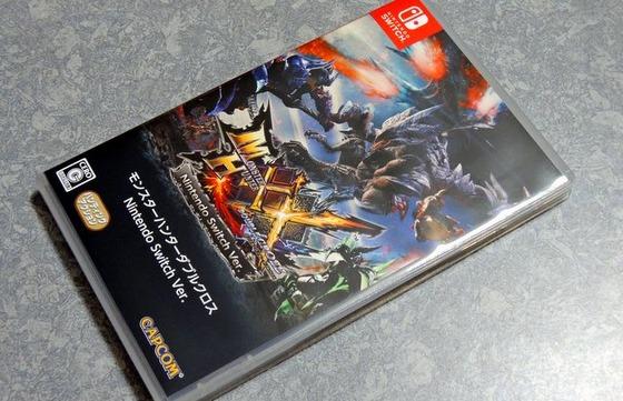 【モンハンXX】Switch版モンハンダブルクロスのプレイを開始!驚きの綺麗さ!?