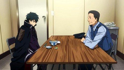hataraku15 魔力を使って、カツ丼をスキャンする魔王催眠術を使ってこの世界のことを聞き.