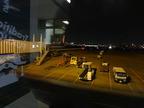 福岡空港出発
