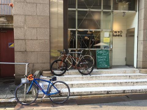TOKYO wheels 東京ウィールズ 心斎橋 大阪 ロードバイク