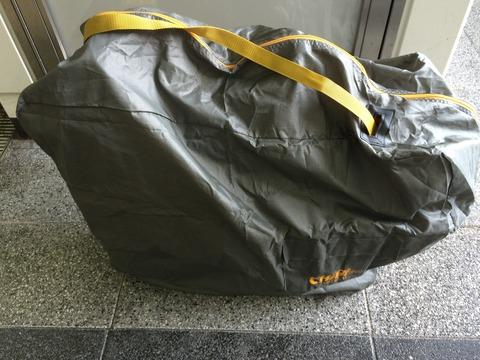 Packing Osaka Bike friday