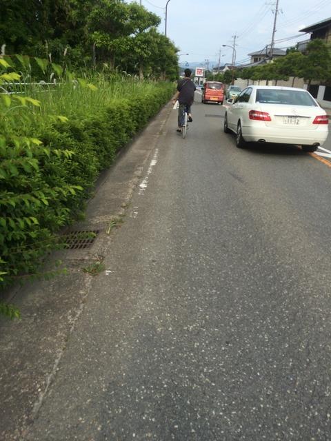 サイクング 奈良 押熊 生駒 途中