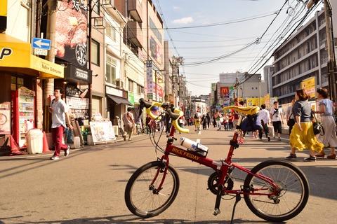 bike friday なんば