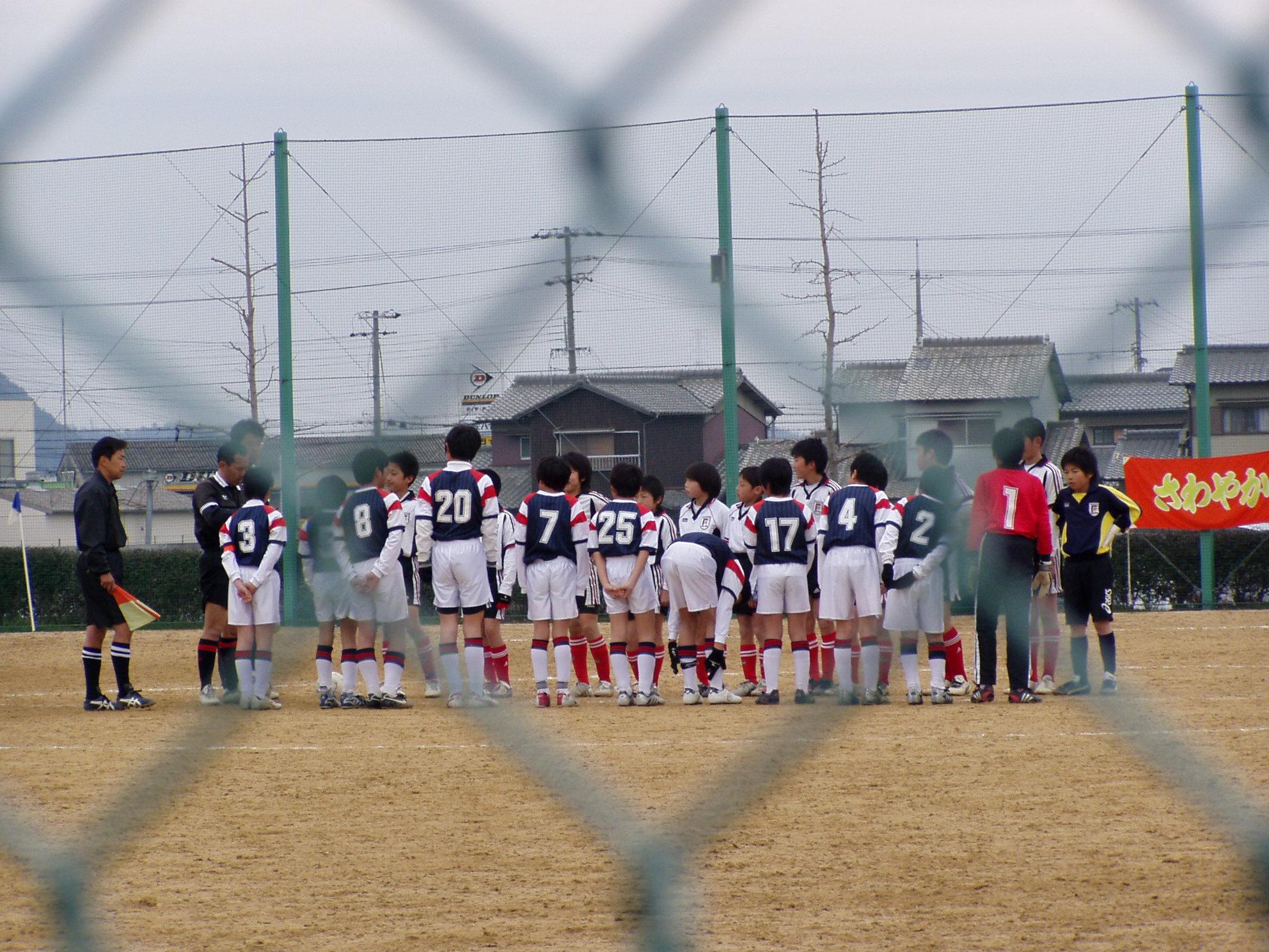 6年生友好リーグ最終