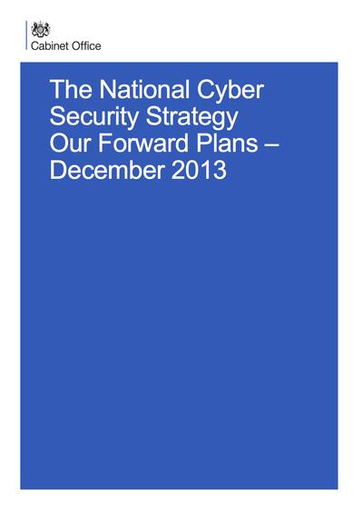 CyberSecurityStrategyUK
