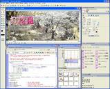 Macromedia Director MX 2004 スクリーンショット
