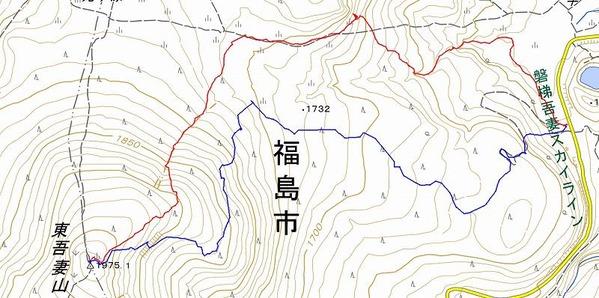 東吾妻山25
