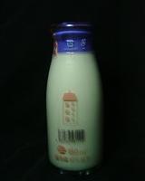 中札内村レディースファーム「想いやり牛乳」07年1月裏