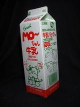 大石乳業「MO〜ちゃん牛乳」07年6月from kazagasiraさん
