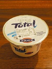 台湾で売られていたギリシャヨーグルト