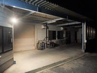 大庭牛乳の工場