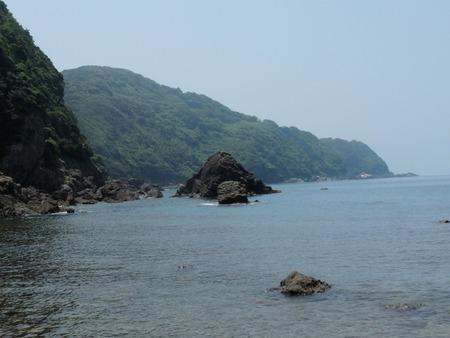 美しい天草の海