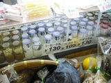 FarmFreshの牛乳売り場