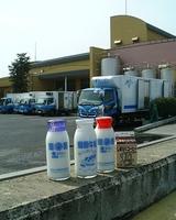 島原地方酪農業協同組合の牛乳工場