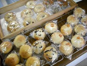 好きなパンを選んでね