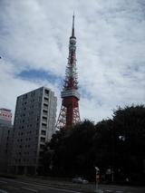 久しぶりの東京タワーです