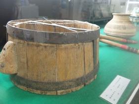 チーズの仕込み桶(1865年 ドイツ)