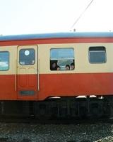「4人で列車の旅を楽しんできま〜すw」「え〜の〜」