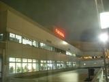 8時過ぎに福岡空港に帰って参りました