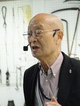 日本酪農乳業史研究会の矢澤好幸先生のご案内