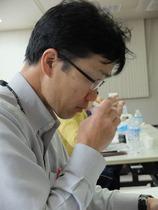 帯広畜産大学の平田先生も参加