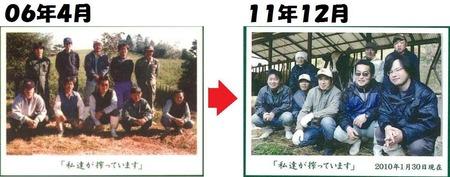 写真の変化