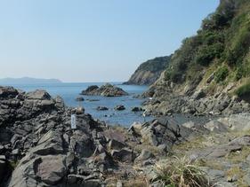 地島の海と撮ってみたw