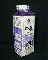 全日本食品「牛乳」07年12月3D