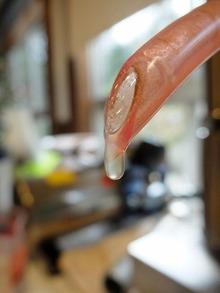 椿油しぼり