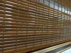 木製カーテン