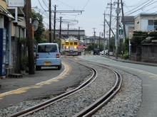 熊本電鉄 藤崎宮前〜黒髪町
