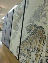 虎のたたみw