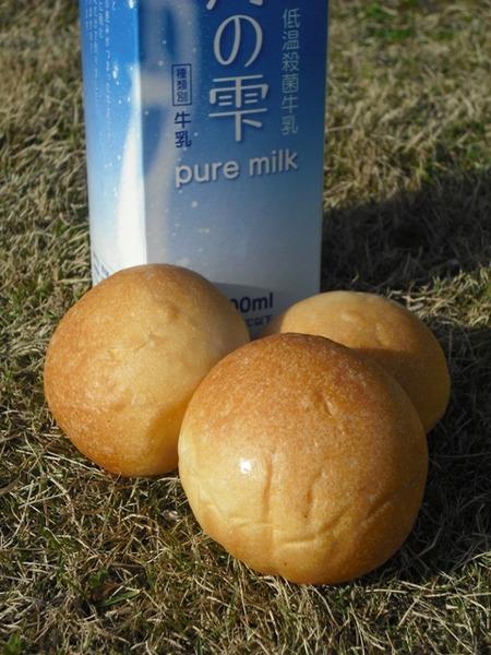 天然パン工房楽楽の銀河の雫ミルクパン