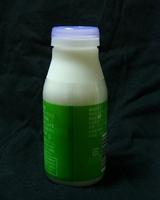 うぶやま「ブラウンスイス牛乳200ml」06年5月裏