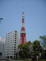 東京タワーだ〜〜