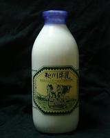 秋川牧園「秋川牛乳」06年4月表